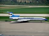 TU-154B2  HA-LCR