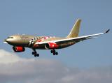 A330-200  A9C-KF