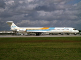 MD-82  PJ-SEF