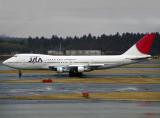 B747-200  JA-8129