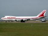 B747-200  VT-ENQ