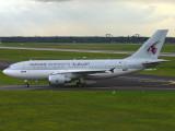 A310-300 A7-AAF