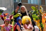 La parade de la Fierté gay de Montréal .  .  .