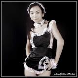 The naughty girl handmaid