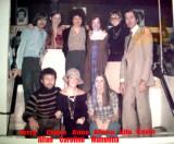 Sassoon's Davies Mews Staff. 1974