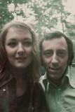 Caroline Hayes and John Santilli