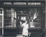 Dennis O'Dell at Vidal Sassoon.