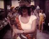 Leslie Manning. She was the art director of the Sloan Street  baber shops