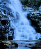 Eastatoe Falls NC About 50 Ft. Winter