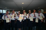 Prijsuitreiking van de MBO kampioenschappen van 22 april 2009