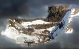 Mont Dore from the Sancy Range