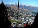 Skyline Gondola  View of Queenstown
