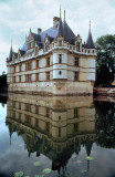 Chateau d'Azay-de-Rideau, Loire Valley, France