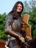 Gwineth of Greywater - 2003 Medieval Festival, Sands Point, NY