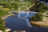A ponte Sobre o Safarujo em São Lourenço