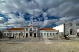A Biblioteca Municipal no Lg. de São João Baptista