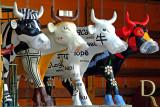 Lisbon's CowParade