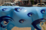 #7 Blue Cow by Raquel Beato (Blue Security)