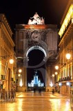 The Street and the Arch