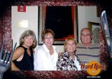 July 2008 - Brenda, Linda Mitchell Grother, Karen and Don