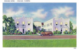 1940's - Hialeah Hotel on Palm Avenue, Hialeah