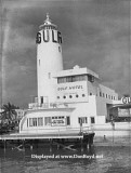 1939 - the Gulf Hotel on Miami Beach