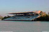 Miami Marine Stadium at sunset  (see below)