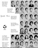 1963 - 5th grade class at Dr. John G. DuPuis Elementary School, page 3