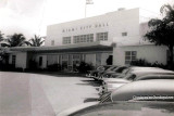 1956 - Miami City Hall at Dinner Key