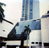 1978 - the Omni Hotel on Biscayne Boulevard at the Omni International Mall