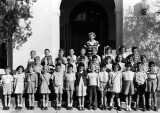 1947 - Mrs. Dokes 1st grade class at Miami Shores Elementary School, Miami Shores