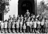 1947 - Mrs. Dokes 1st grade class at Miami Shores Elementary School, Miami Shores