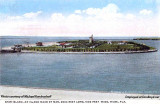 1920's - postcard image of Star Island