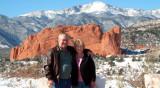 2007 - Don and Karen C. Boyd at Garden of the Gods