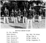 1962 - Battle Group Staff for the Miami Military Academy