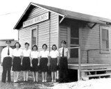 1940's - National Air Lines Ft. Myers Station Staff