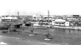 1927 - View of downtown Hialeah from Miami Springs