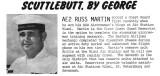1974 - Coastline magazine article about AE2 Russ Martin, USCGR
