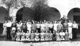 1938 - the graduating class of Hialeah Junior High
