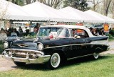1957 Chevy - everyone's dream car to cruise, peel out, customize