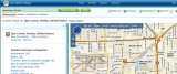 Microsoft Live Search has it wrong with Opa-Locka Airport, Opa-Locka and Opa-Locka Boulevard