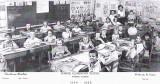 1955 - Barbara Booher's 3rd grade class at Perrine Elementary School (54-55)