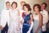 1965 - Jack Sullivan, Donna Douglas, Ray Kyse, Ellen, Mary Ann Knight and me