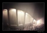 hidden corner in Casa Batlló