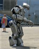 TITAN THE GIANT ROBOT . 1
