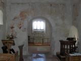 CHURCH CHANCEL & NAVE