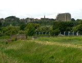 VIEW OF LANCING COLLEGE