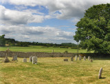 VIEW FROM THE CHURCHYARD