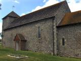 ST BOTOLPH'S CHURCH . 1