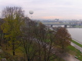 VISTULA RIVER FROM THE CASTLE BATTLEMENTS